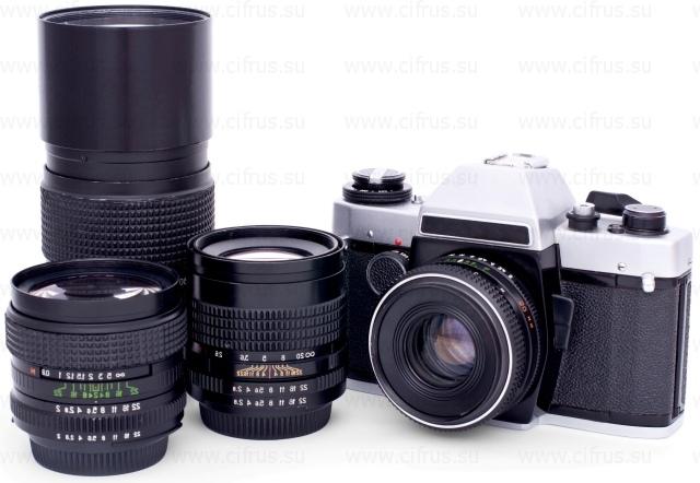 Ремонт фотоаппаратов в перми